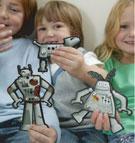Robots little exp
