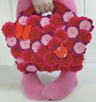 Sac fleurs little exp