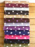écharpe étoiles