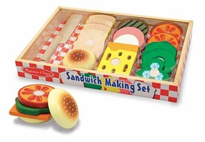 Sandwich melissa and doug