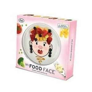 Miss food face plate box