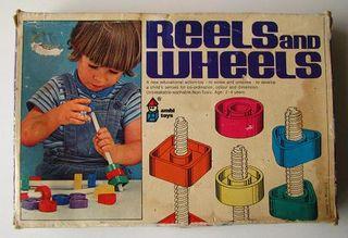 Reels and wheels