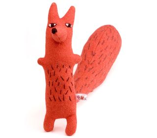 Cyril squirrel Donna Wilson 39E