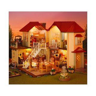 Sylvanian maison de luxe