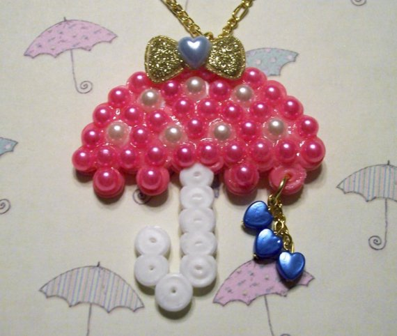 Asp loverain necklace