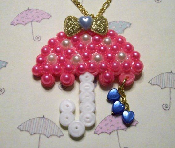 Asp loverain necklace